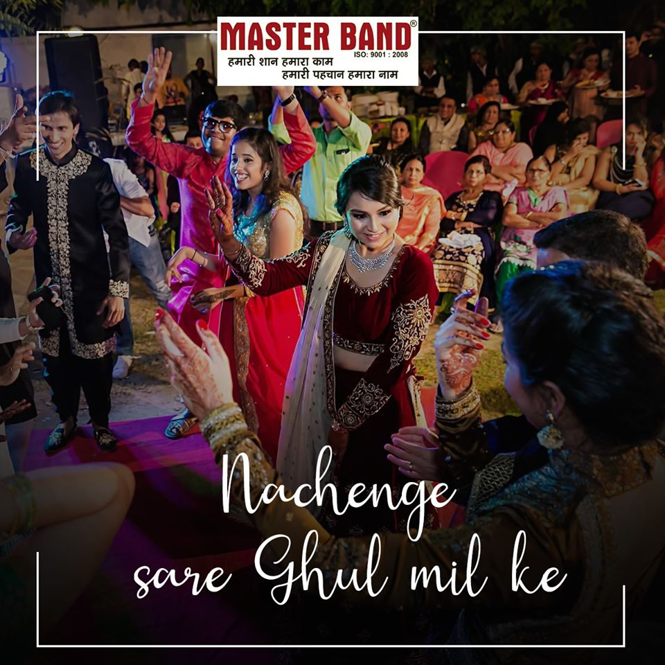 Master Band - Wedding Band Services, Marriage Band Services in Delhi